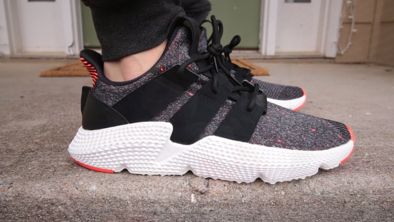 Is the  Adidas Prophere  Comfortable  - YouTube 1af4778fb