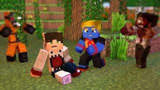 Minecraft: JÁ ACONTECERAM ACIDENTES ‹ ERA ZUMBI › #01
