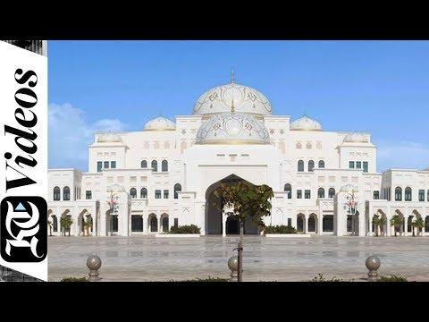 Inside Qasr Al Watan, a new cultural landmark in Abu Dhabi's Presidential Palace