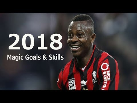 Jean Michael Seri - Best Skills and Passes Ever 2017-2018