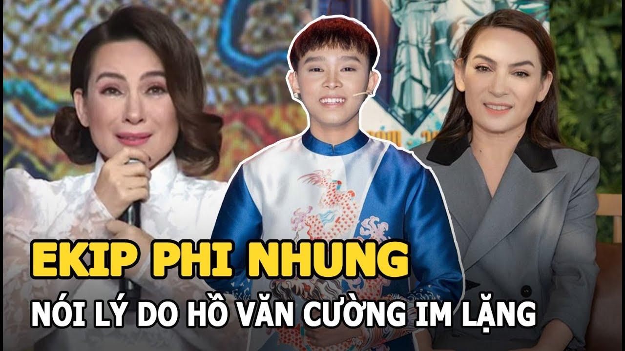 Download Phía Phi Nhung giải thích lý do Hồ Văn Cường im lặng suốt thời gian mẹ nuôi chữa Covid 19