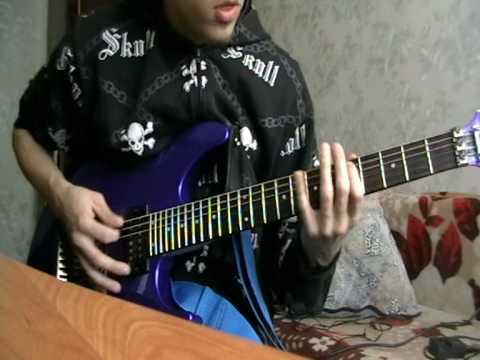 Technical melodic deathcore/metalcore