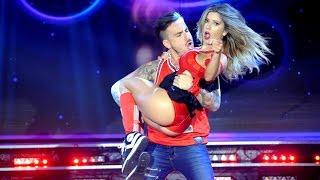 ¡Fede Bal y Laurita Fernández dieron una clase de cumbia! thumbnail