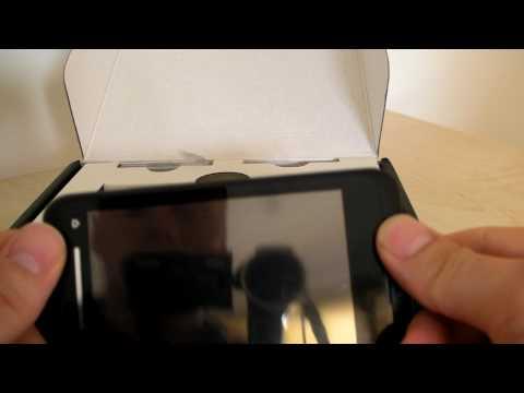 Toshiba TG01 unboxing