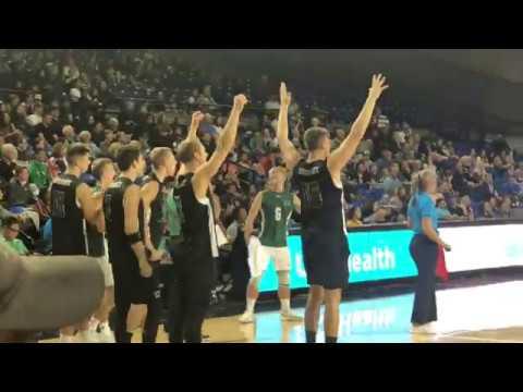 Hawaii Vs UCI Mens Volleyball 2019 - YouTube