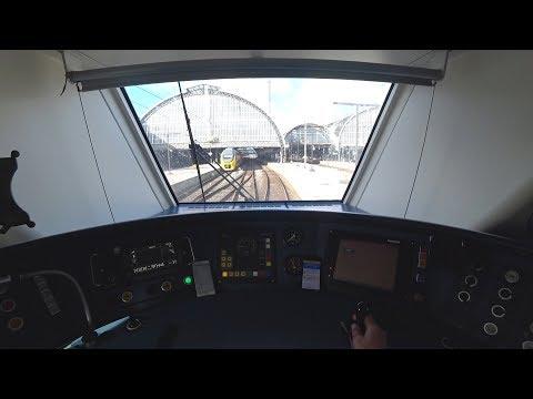 Train Driver's POV Rotterdam - Amsterdam SLT 2017
