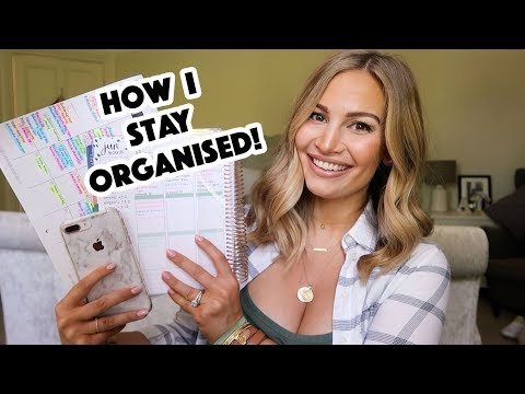 How To Plan Your Day! | Organisation Tips