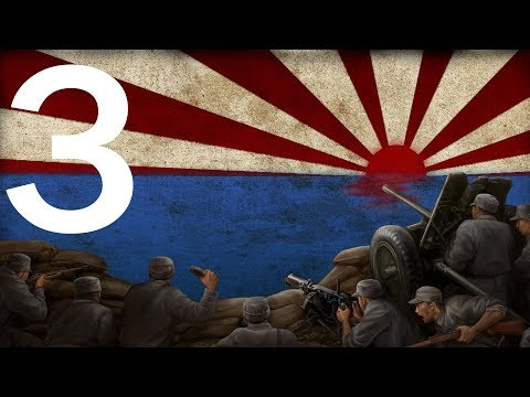 JAPAN CRUSHES ITS ENEMIES! | Hearts of Iron IV Cinematic with Waking the Tiger | Part III
