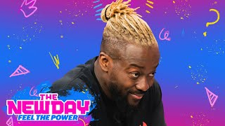 Kofi Kingston is ready for hereditary baldness: The New Day: Feel the Power, Feb. 10, 2020