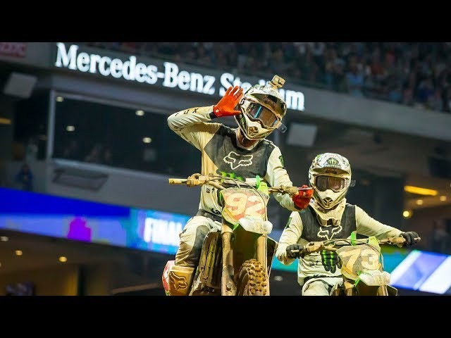 Racer X Films: Adam Cianciarulo on Austin Forkner, Mid-Week Work, Consistency and More