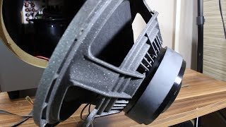 Look inside Focal Chorus active subwoofer - What's Inside?