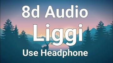 Liggi - Ritviz | Humri Seet | 8d Audio|Use Headphones🎧| Lyrics|