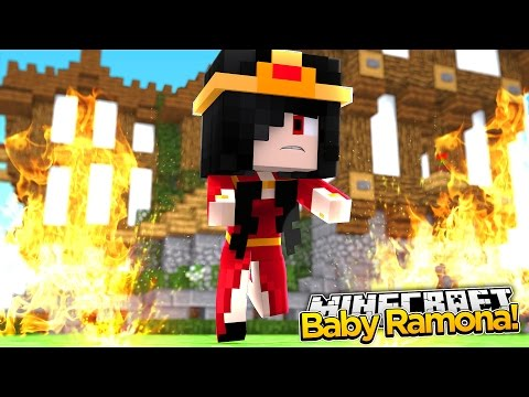 Minecraft Little Kelly : THE TRUTH ABOUT BABY RAMONA?!