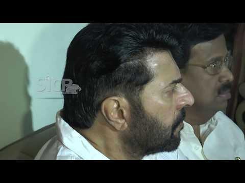 I V Sasi passes away - Mammootty I Rehman I Vikraman I Condolences Visit