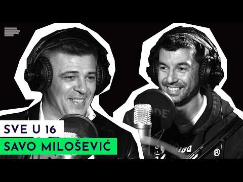 Sve u 16: S01E03 - Ovo još niste čuli! // Gost: Savo Milošević | MONDO VIDEO