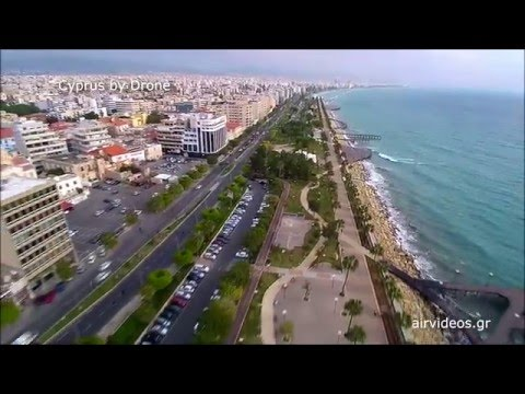 Cyprus By Drone | Limassol | Η Λεμεσός από ψηλά
