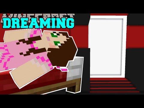 Minecraft: DREAM LIKE PAINTINGS! - BEYOND PERCEPTION - Custom Map
