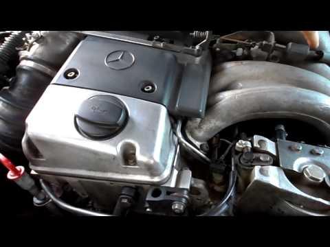 увеличение мощности дизельного двигателя 603 мерседес