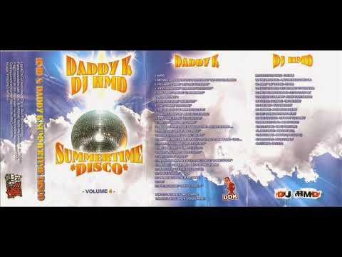 Dj Daddy K & Dj HMD - Summertime Disco Vol 4 (K7) 01 - Intro