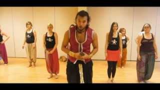 BOLLYWOOD TUTORIAL SARI KE FALL SA BY SUNNY VEER SINGH P 4