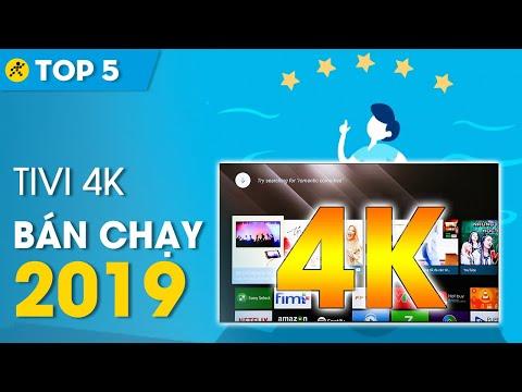 Top 5 Tivi 4K Bán Chạy Nhất 2019 • Điện Máy XANH