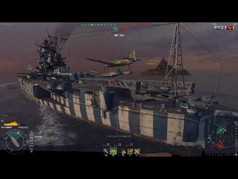 Yamato Game Starts slowly but ends with a brawl and Kraken