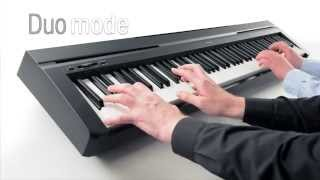 yamaha p 45 digital piano. Black Bedroom Furniture Sets. Home Design Ideas