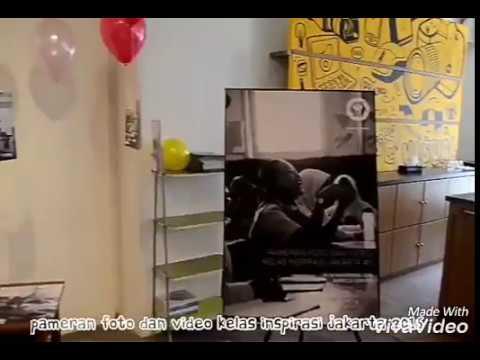 Photo Exhibition & Video Screening - Kelas Inspirasi Jakarta 2016
