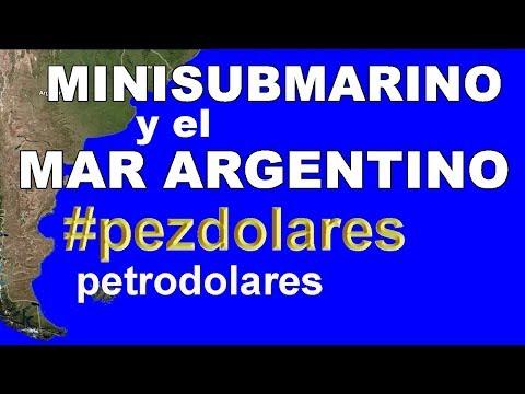 Minisubmarinos y el Mar Argentino