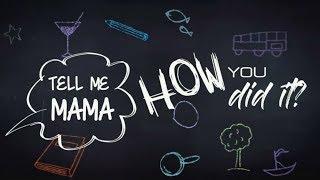 MAMA [OFFICIAL LYRIC VIDEO] prod. by GMANBEATZ