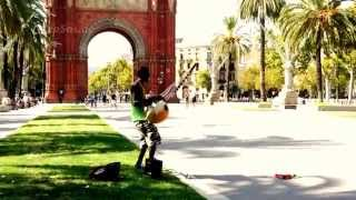African Kora Music in Barcelona
