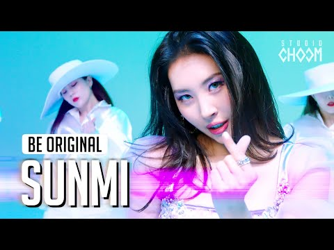 [BE ORIGINAL] 선미(SUNMI) 'pporappippam(보라빛 밤)' (4K)