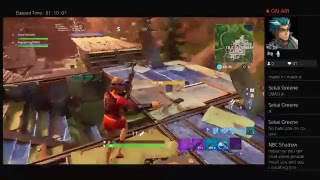 Fortnite Late Night Grind! (Clan Name Changed?)