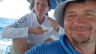 Эпизод 19. Переход через Атлантический океан на парусном катамаране Mahanga.