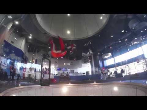 iFLY High training  - EXPERTS only