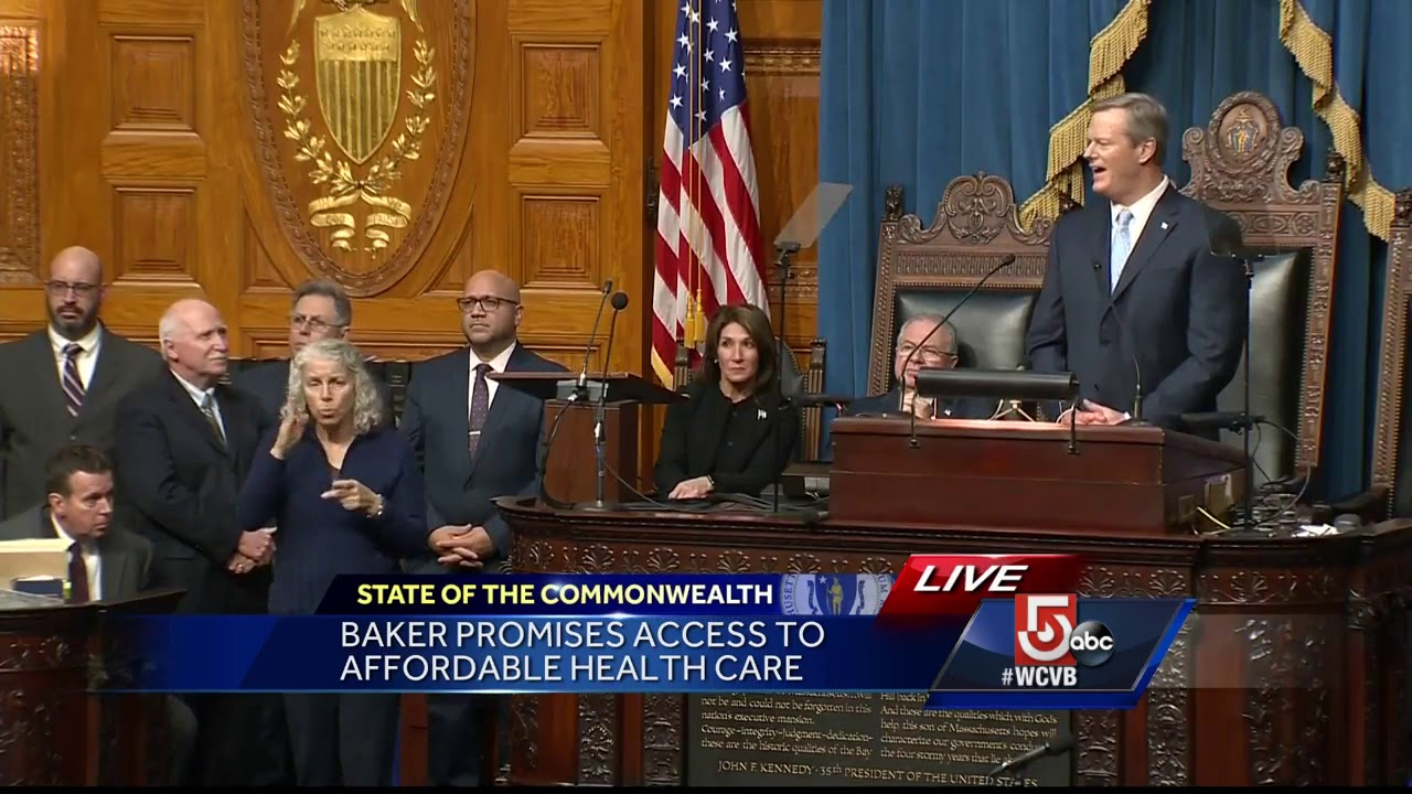 State of the Commonwealth: 'Eeveryone will have access to quality care'