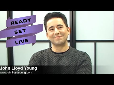 Tony Award And Grammy Winner Jonathan Lloyd Young