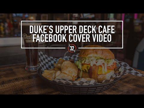 Duke's Upper Deck Cafe - Facebook Cover Video