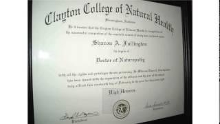 diploma naturopathy