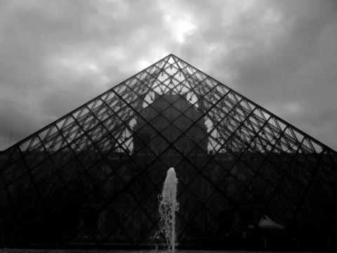 pyramide du louvre ieoh ming pei youtube. Black Bedroom Furniture Sets. Home Design Ideas
