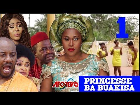 Film Nigerian Nollywood 2018 En Lingala -  Nouveauté Congolais 2018 -   Princesse Ba abauakisa 1