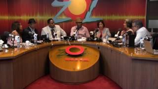 Dra. Luz Diaz y Luis Manuel abogados de Temístocles Montas aseguran son falsas imputaciones