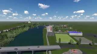 Инвестиционный проект развития туристко-рекреационного кластера