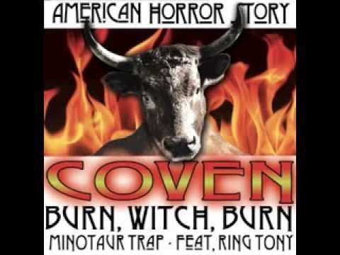 """BURN, WITCH, BURN""(Papa Legbah's House Mix) - Inspired by AMERICAN HORROR STORY; COVEN"