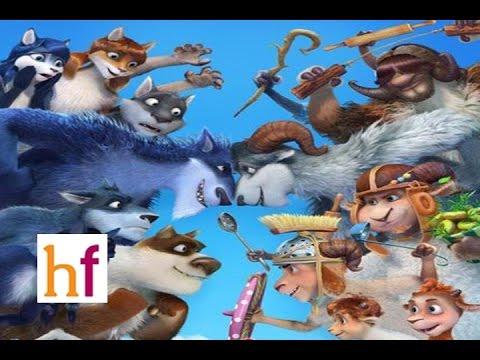 Cine para niños: 'Ovejas y lobos'