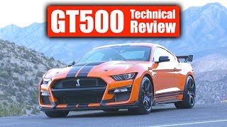 The Most Powerful Ford Ever - 2020 Shelby GT500 Review