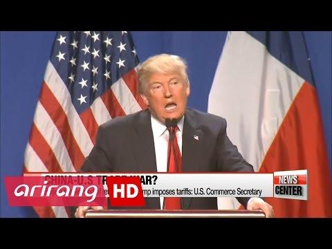 Beijing has warned of retaliation if Trump imposes tariffs: U.S. Commerce Secretary