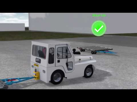 Tracking System And Status Detection For Ground Support Equipment