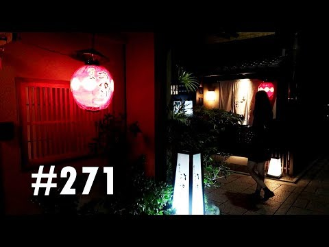 VLOG #271 TENNOJI ET KYOTO BY NIGHT!