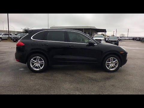 2014 Porsche Cayenne Austin, San Antonio, Bastrop, Killeen, College Station, TX 384370A